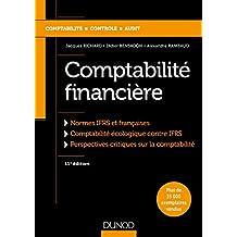 Comptabilité financière - 11e éd. : Normes IFRS et françaises (compta master t. 1) (French Edition)