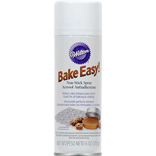 Wilton Bake Easy Non-Stick Spray -