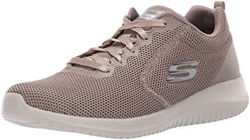 Skechers Women's Ultra Flex Free Spirits Trainers, Brown