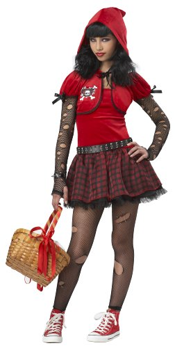Tween Little Red Riding Hood Costume (California Costumes Toys Little Rad Riding Hood, Large)