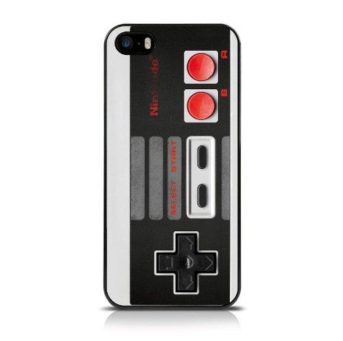 Call Candy Coque arrière image Contrôle Pad Se/Coque pour Apple iPhone 5S/5/5–Noir/Rouge/Blanc