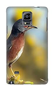 Storydnrmue Shock-dirt Proof Animal Bird Case Cover Design For Galaxy Note 4 - Best Lovers