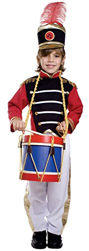 Drum Major- Medium 8-10 by Dress Up America