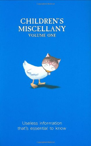 Download Children's Miscellany: Useless Information That's Essential to Know! pdf