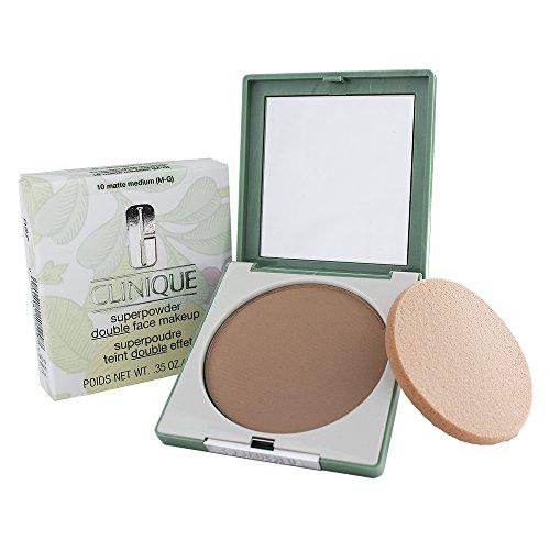 Clinique Superpowder Double Face Makeup - 10 Matte Medium, 0.35oz/10g