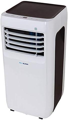 Proklima – Aire acondicionado portátil – 3 en 1 – 7.000 BTU/h/2050 W