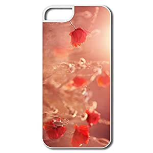 Ideal Late Summer Poppies Hard Case For IPhone 5/5s