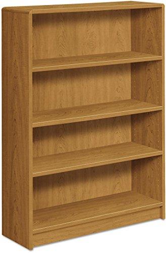 HON 1890 Series Laminate Bookcases with Radius Edge- HON1894C - 1890 Series