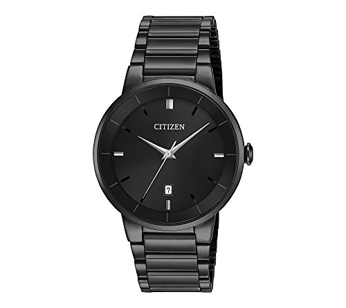 Citizen-Black-Ion-Plated-Watch