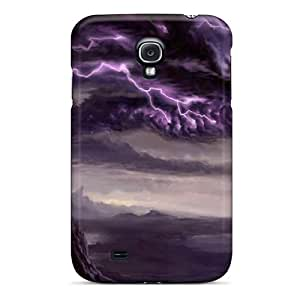 Premium Tpu Thunder Monster Cover Skin For Galaxy S4