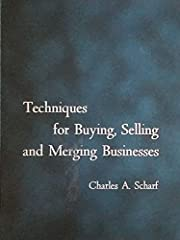 Techniques for buying, selling, and merging…