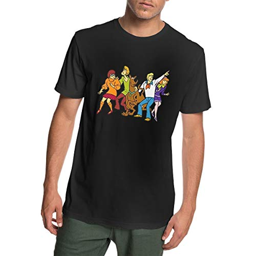 Vintage T-Shirts Scooby Doo Adult Shirt Fashion Tee -