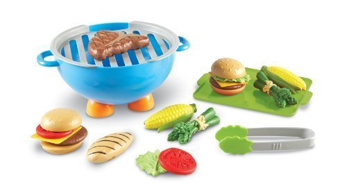 Learning Resources New Sprouts Grill It!, 22 Pieces