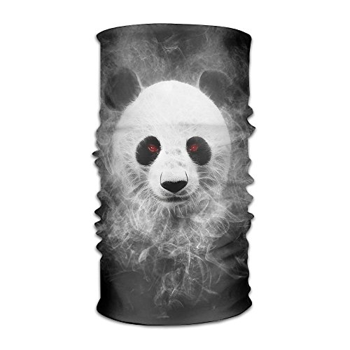 Magic Headwear Panda Killer Outdoor Scarf Headbands Bandana Mask Neck Gaiter Head Wrap Mask -