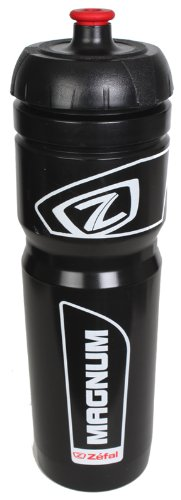 Zefal 164 Magnum 33 oz. Black Water Bottle