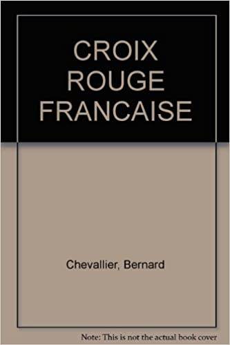 En ligne téléchargement gratuit CROIX ROUGE FRANCAISE epub, pdf