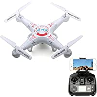 Flymemo BAYANGTOYS X5C-1 Upgraded Version WIFI FPV With 2MP Camera 2.4G 4CH 6 Axis RC Quadcopter RTF