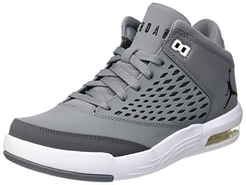 Nike Jordan Flight Origin 4, Zapatos de Baloncesto para Hombre, Gris (Cool Grey/Black/Dk Grey/White), 40 EU