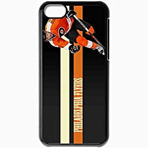 Personalized iPhone 5C Cell phone Case/Cover Skin 15216 flyers wp 28 sm Black by lolosakes