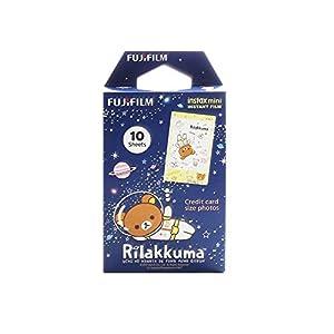 Fujifilm Instax Mini Instant Film (10 sheets, Rilakkuma Space)