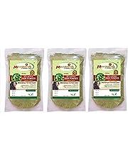 Sidr Leaf Powder (Ber leaves powder) 100 Grams 3X100 gms (Pack of 3) 300gm |Hair Care Powder | Conditioner