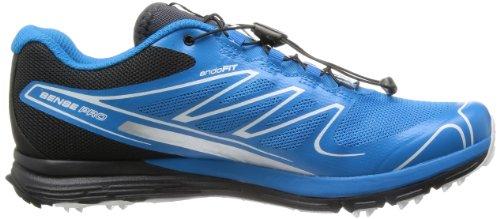 Zapatillas para trail running Salomon Sense Pro azul para hombre 2014 Azul/Negro
