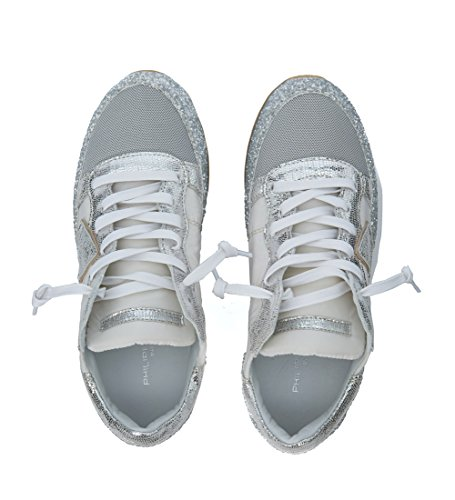 Model Sneaker Tropez Philippe y Plata Blanca Plata BRHwxwnq