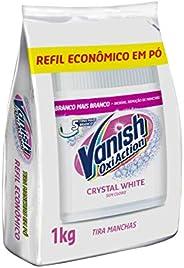 Tira Manchas em Pó Vanish Oxi Action Crystal White Refil, 1kg