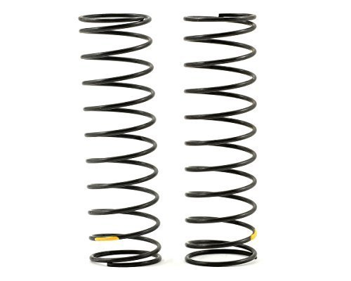 Kyosho XGS015 Big Bore Rear Shock Spring Set, Yellow (2) by ()