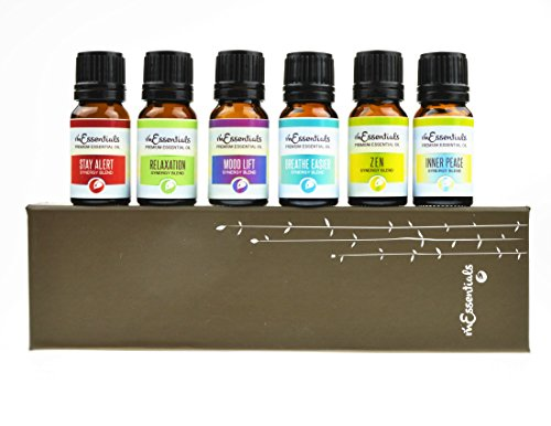 mEssentials Aromatherapy Essential Blends Therapeutic product image