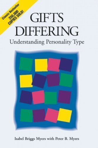 Gifts Differing: Understanding Personality Type by Myers, Isabel Briggs Published by Nicholas Brealey Publishing 2nd (second) edition (1995) Paperback