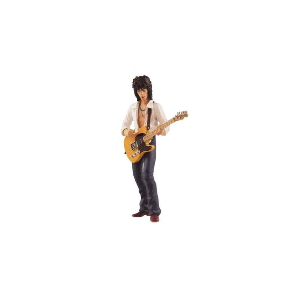 Led Zeppelin Jimmy Page 7 Action Figure