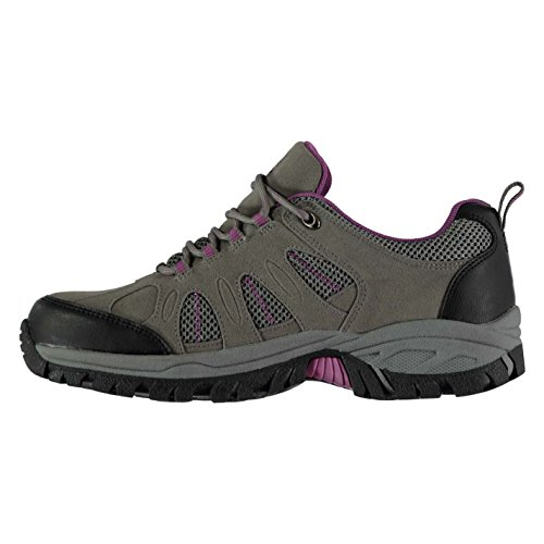 Low Waterproof Gelert Shoes Womens Walking Charcoal Tryfan qZnfEwP1