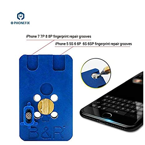 check out 29be9 185c0 Amazon.com: Tool Parts PHONEFIX Fingerprint Touch ID Repair Heating ...