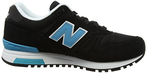 Donna Da black 565 turquoise New Balance Sneakers Multicolore gqRSSP