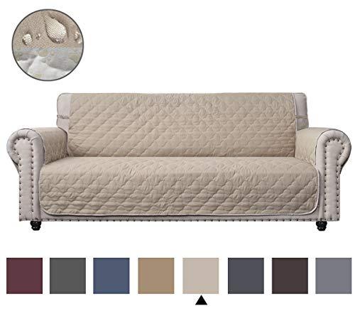 CHHKON Beige Sofa Cover