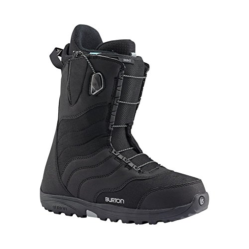 Burton Damen Mint Snowboardboots, Black, 9.0