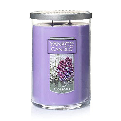 Yankee Candle Large 2-Wick Tumbler Candle, Lilac Blossoms (Lilac Blossoms)