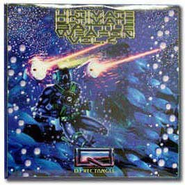 Ultimate Ultimate Battle Weapon, Vol. IV (2 disc set) [Vinyl] by Ground Cntrl