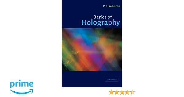 Basics of holography p hariharan 9780521002004 amazon books fandeluxe Gallery