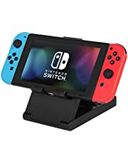 Nintendo Switch Stand, Keten Compact Nintendo Switch Play stand Portable Play Stand Bracket with Height Adjustable for Nintendo Switch Console