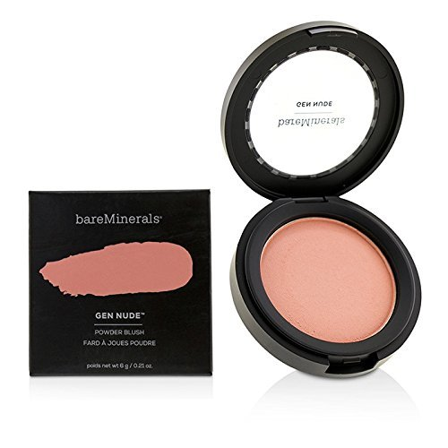 BareMinerals Gen Nude Powder Blush-Pretty In Pink by Bare Escentuals (Image #1)
