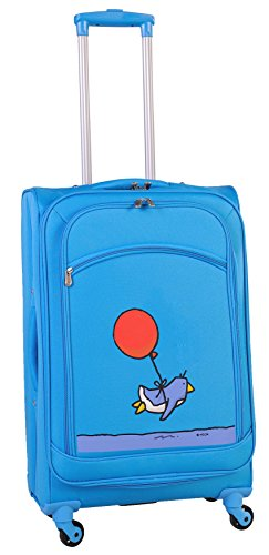 ed-heck-flying-penguin-spinner-luggage-25-inch-sky-blue-one-size