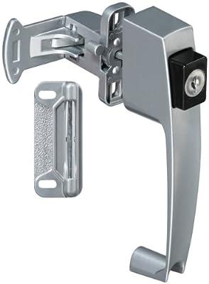 Stanley Hardware 74-8270 Screen & Storm Door Latches Pushbutton Locking