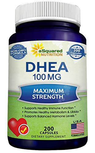 Pure DHEA 100mg Max