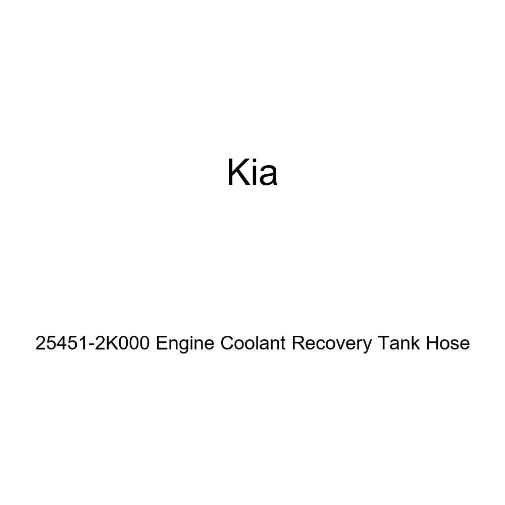 Kia 25451-2K000 Engine Coolant Recovery Tank Hose