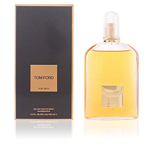 Tom Ford by Tom Ford for men Eau De Toilette Spray, 3.4 Ounce (Best Tom Ford Aftershave)
