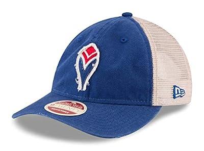 "New Era Atlanta Braves 9Twenty Cooperstown Frayed Twill 2"" Mesh Back Hat - 1979"