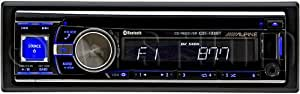 Alpine CDE133BT / CDE-133BT / CDE-133BT CD Receiver with Advanced Bluetooth Wireless Technology