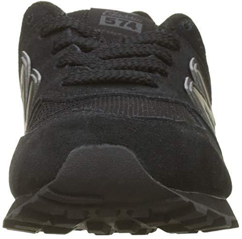 Gc574 Mujer Deporte Balance Para Negro De Zapatillas New Fnw5qZAq
